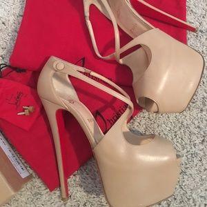 feec5693fb9 Christian Louboutin Shoes - Christian Louboutin Heels